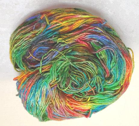 Harlequin Silk Yarn