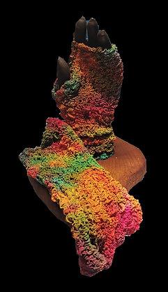 Bright Rainbow Arm Sox