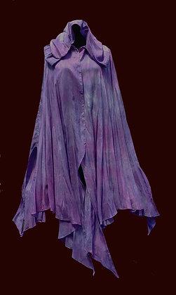 Bright Purple Habotai Capelet