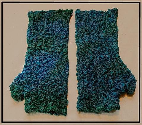 Blue Green Long Arm Sox