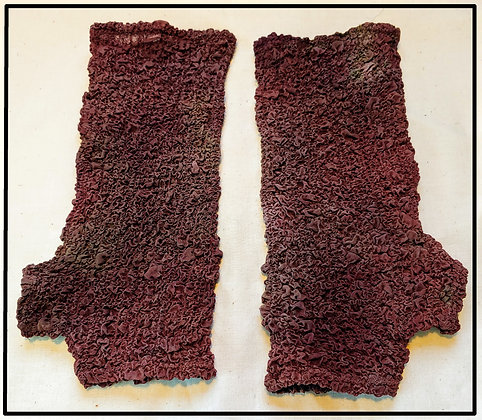Coppery Brown Long Arm Sox