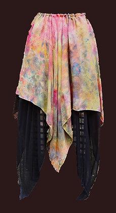 Golden Dragon Skirt