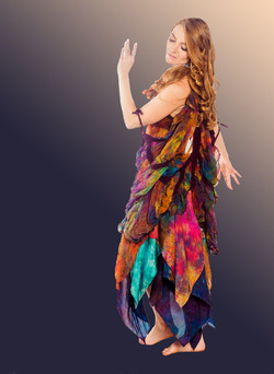 Skirt of many colors Glimmer 2
