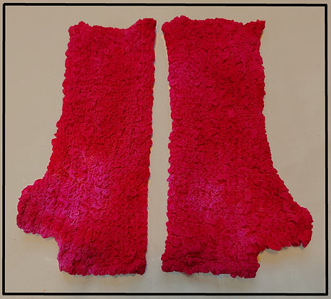 Bright Red Long Arm Sox