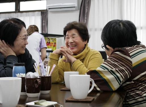 笑顔満開(^O^)/
