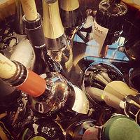 Catas de vinos y cavas premium