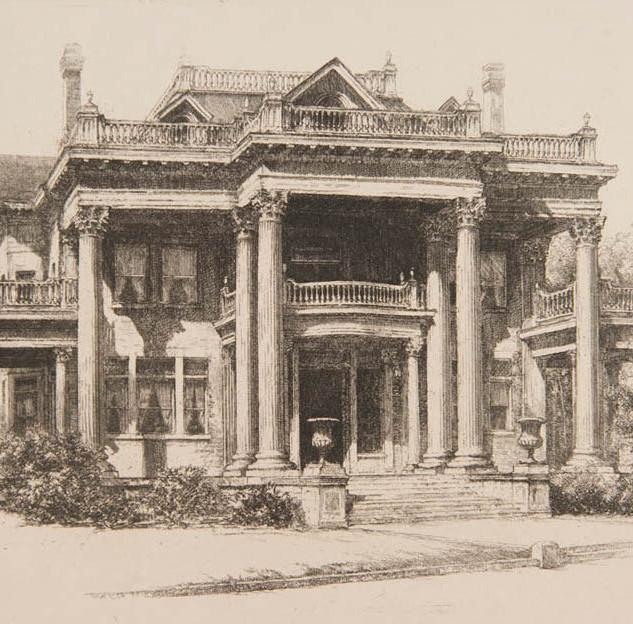 The Blades House, New Bern