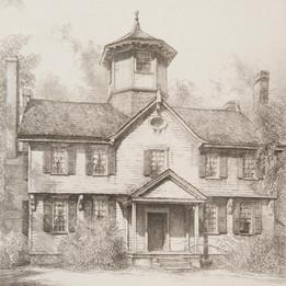 The Cupola House, Edenton