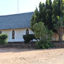 Kanye First Christian Church Built by th