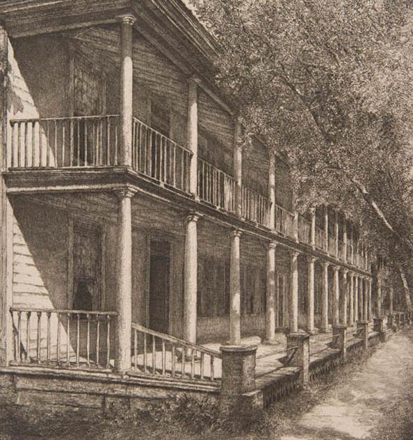 Davis House, Beaufort