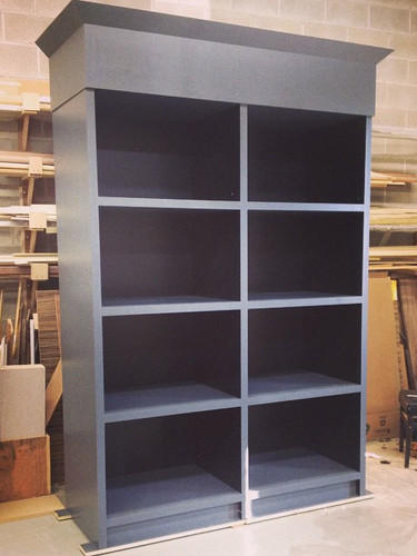 Commercial display cabinet_