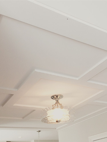 Ceiling trim detail_
