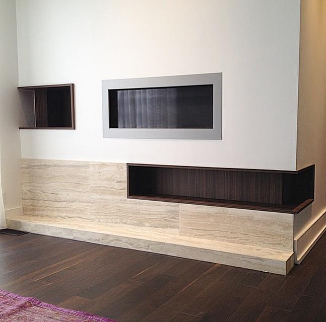 Wall cavity cabinets_