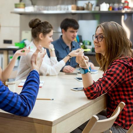 美國大學攻略:如何在學校創立組織