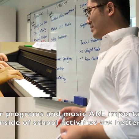 美國大學講座短片:校內活動比課外活動更重要
