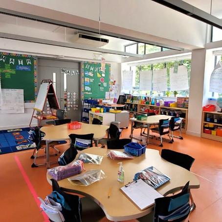 香港美國學校 American School Hong Kong — 新晉的實力派學校