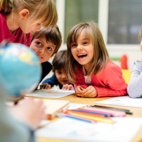 四個有效使吸引低齡學生投入學習的辦法
