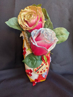 Painting the Roses-$15