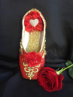 Queen of Hearts 1-$20
