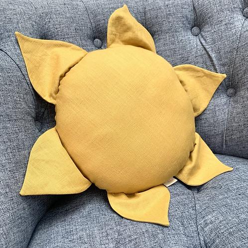 Linen sun Cushion