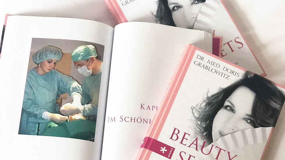 'BEAUTY SECRETS' von Dr. Doris Grablowitz