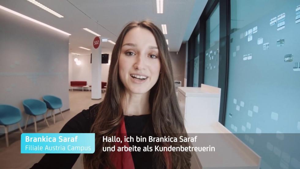 Bank Austria - Employee Testimonial