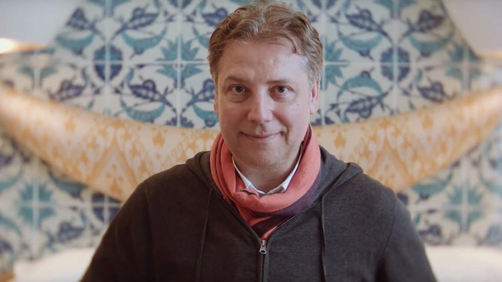 Interview with fashion designer Atil Kutoglu