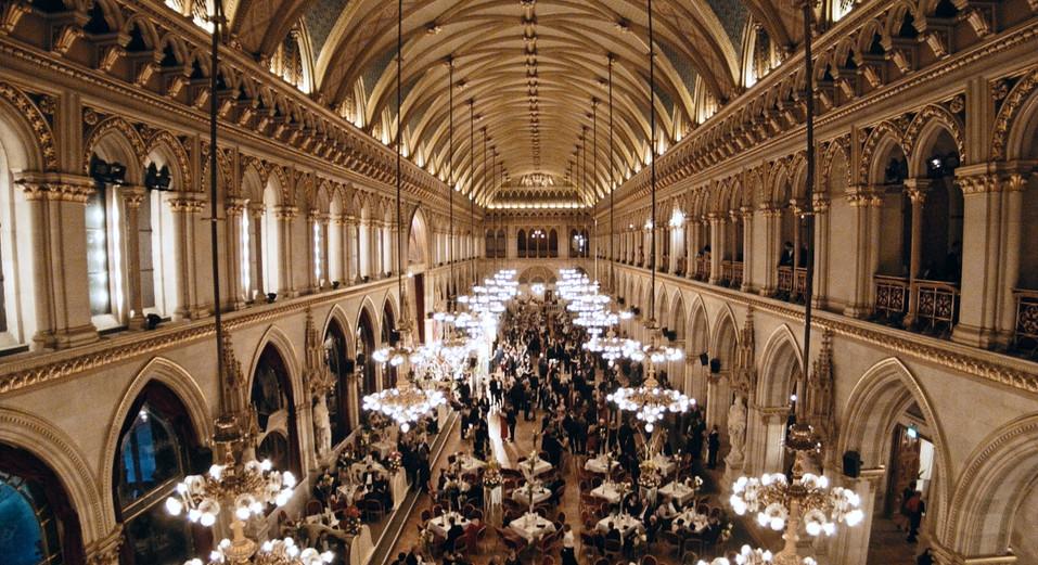 Vienna Ball Season Opening in Rathaus