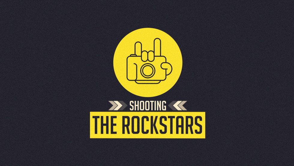 Shooting the rockstars