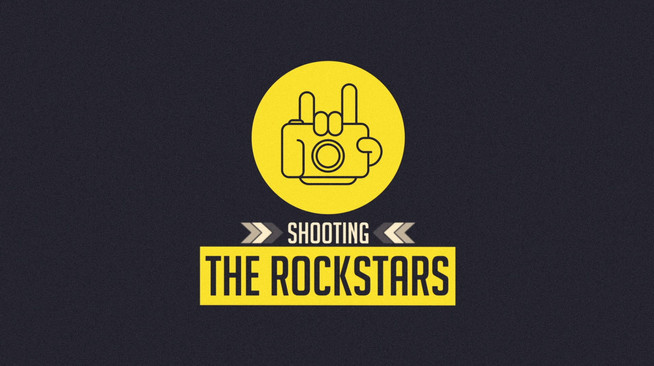 Shooting the rockstars