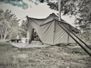 Cabelas Alaknak Tent