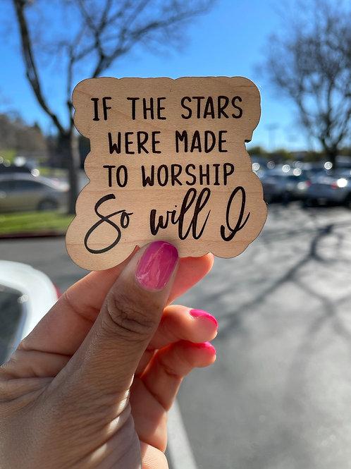 Worship Magnet