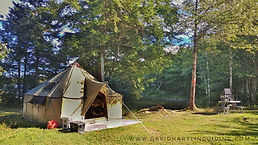 Outfitters Tent
