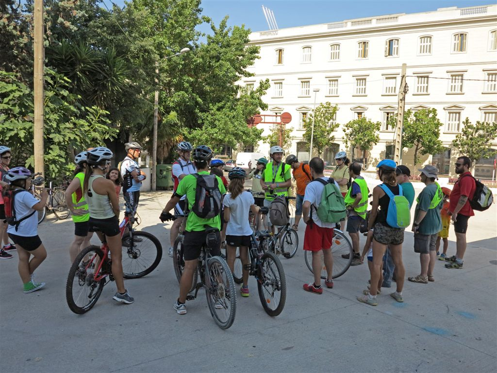 SomBici - Fem de pagès + bicicleta