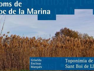 Els noms de lloc de la Marina. Toponímia de Sant Boi de Llobregat
