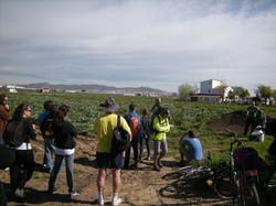 Rutes amb bicicleta - Parc Agrari De