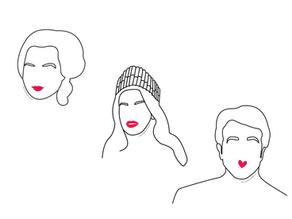Mes portraits engagés : Qui sont celleux qui m'inspirent ? ❤️