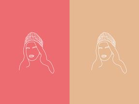éducation menstruelle : J'ai illustré @mybetterself et sa couronne de tampons (Louise Aubery)
