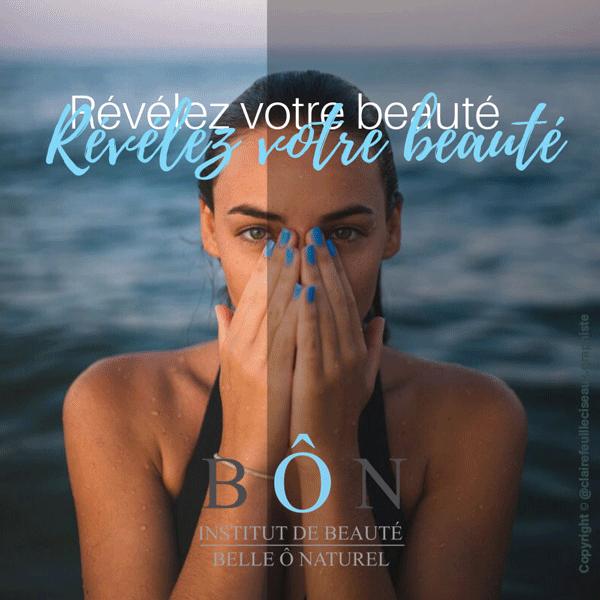 Visuels Facebook - Institut de beauté