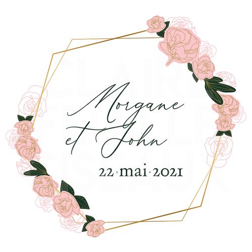 Logo - Mariage