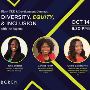 BCREN Presents: Diversity, Equity, and Inclusion