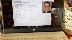 Лекции для студентов ИМТК по менеджменту прочитали немецкие профессора