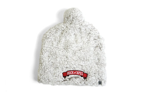 Rock of Apes Epic Sherpa Beanie