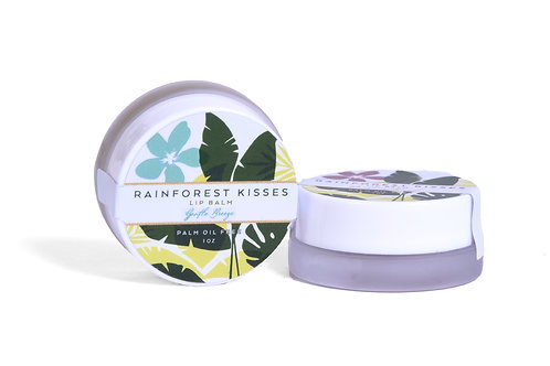 Rainforest Kisses Gentle Breeze Lip Balm