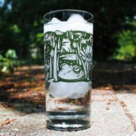 Pongo Bullfrog Pond Glass