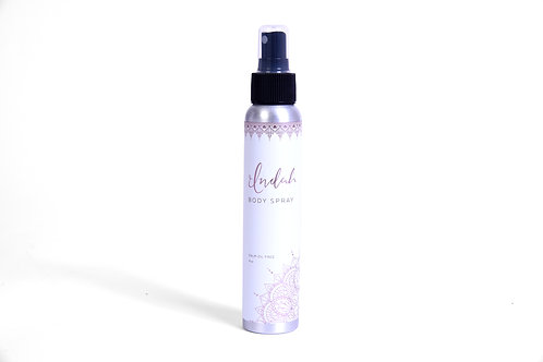 Indah Body Spray
