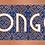 Thumbnail: Pongo Velour Beach Towel