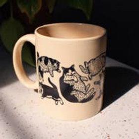Pongo Pet Cat Mug