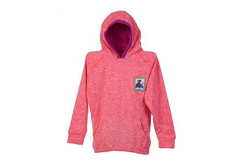 Grape Ape Youth Cosmic Poly Fleece EmbroideredHoodie