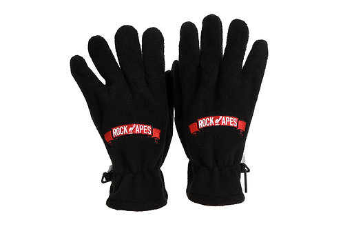 Rock of Apes Polar Fleece Mittens